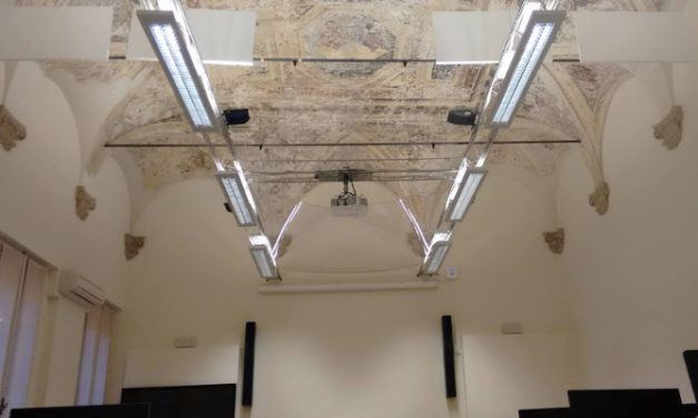 Making education heard  with the L-Acoustics Syva