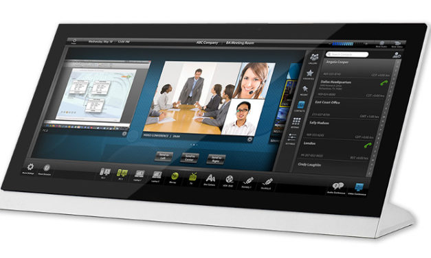 HARMAN celebrates 30 years of AMX Touch Panels