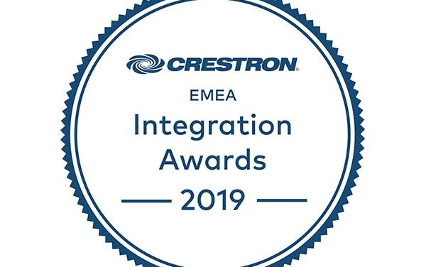 Judges announced for Crestron Integration Awards 2019