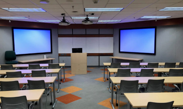 University at Buffalo relies on ClearOne
