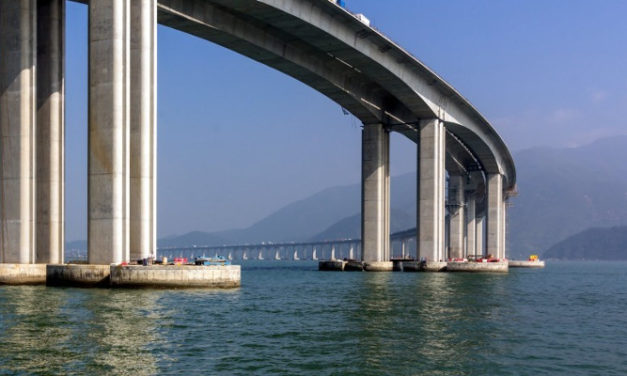 Bosch upgrades Hong Kong-Zhuhai-Macao Bridge security