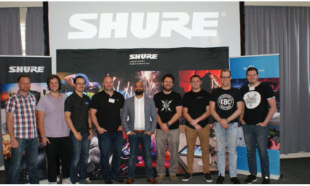 Certified integrators get the Shure thumbs up