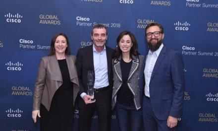 Dimension Data recognised at Cisco Partner Summit 2018