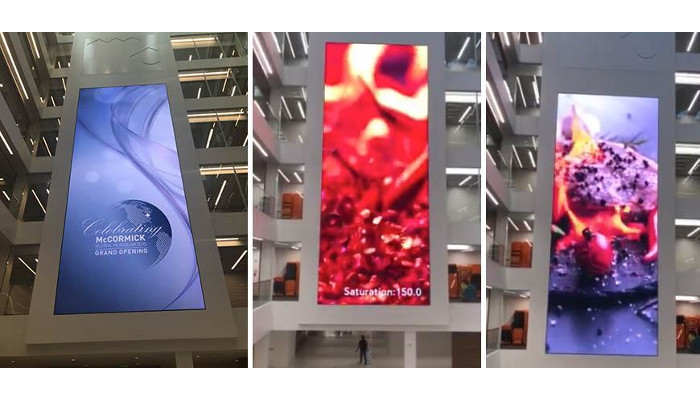 NanoLumens adds spice to McCormick & Company's new headquarters - AV Integration