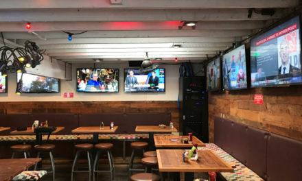 ELAN helps refresh  Mutt Lynch's beachfront bar
