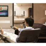 How do you cost-effectively distribute TV in hotels?