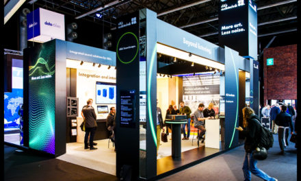 d&b OPENS THE DOOR TO NEW INSTALL POSSIBILITIES AT ISE 2019