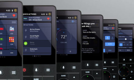 CRESTRON ANNOUNCES RELEASE OF PERFORMANCE UI