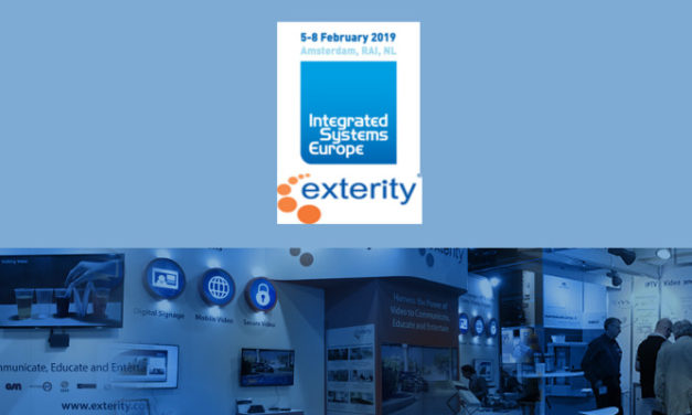 EXTERITY TO SHOWCASE ARTIOSIGN AT ISE 2019