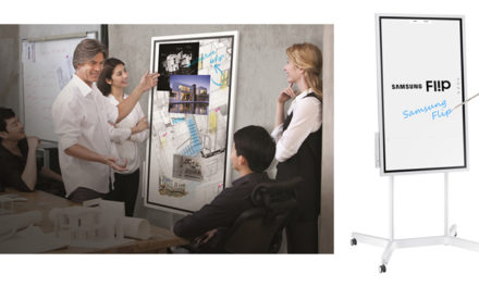 SAMSUNG FLIP – WM55H – DIGITAL FLIPCHART FOR BUSINESS