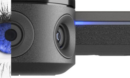 WORLD'S FIRST INTELLIGENT PANORAMIC VIDEO COLLABORATION DEVICE