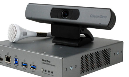 CLEARONE DEBUTS BYOD WEB CONFERENCING SOLUTIONS