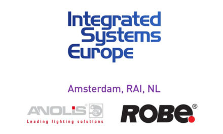 Robe and Anolis at ISE 2019