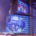 GROUND-BREAKING PROJECTION MAPPING AT ISE