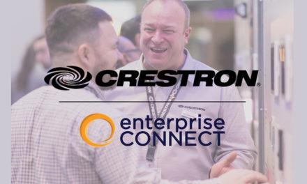 CRESTRON AT ENTERPRISE CONNECT