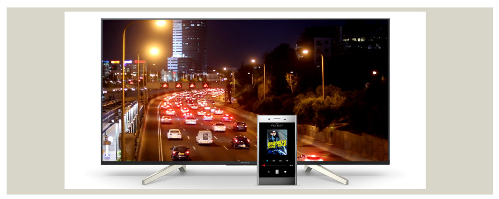 EXTERITY EXTENDS SONY PARTNERSHIP WITH BUILT-IN CHROMECAST SUPPORT