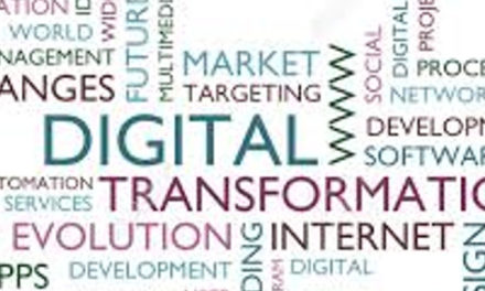 DIGITAL TRANSFORMATION IS CHANGING THE BUSINESS WORLD