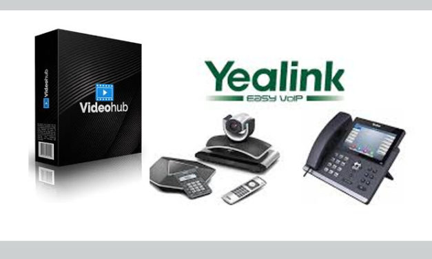 SKYGROUP ANNOUNCES VIDEOHUB CLOUD NOW ON YEALINK