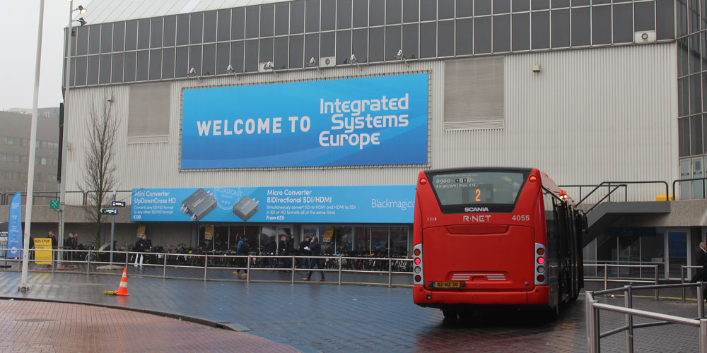 ISE DELIVERS ITS BIGGEST SHOW YET