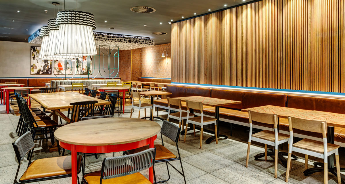 AN AWARD-WINNING SMART SOLUTION FOR NANDO'S