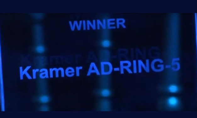 KRAMER AD-RING-5 – ACCESSORY OF THE YEAR 2019