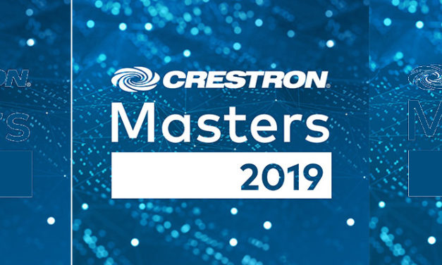 CRESTRON EXPANDS MASTERS WITH MORE COURSES AND TRACKS