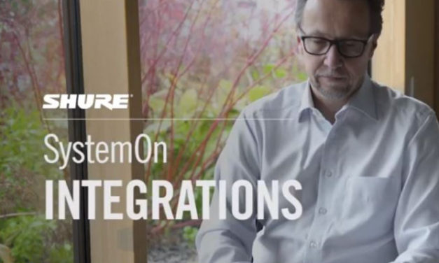 SHURE SystemOn  SOFTWARE RELEASE