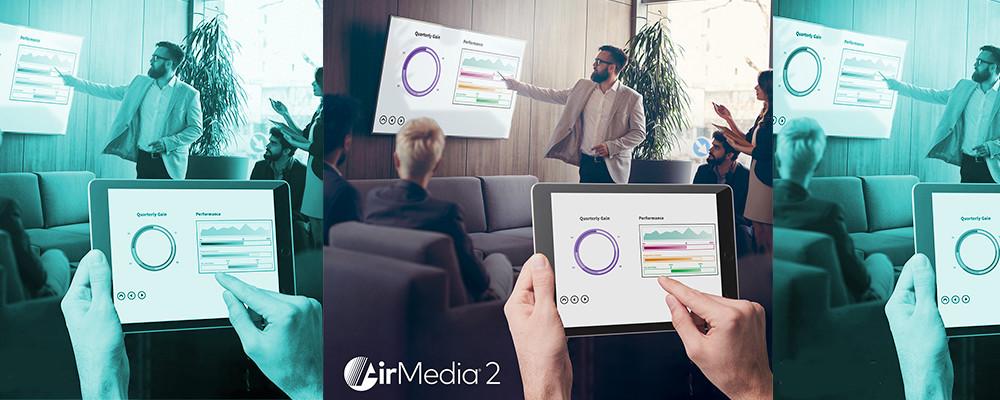 CRESTRON ANNOUNCES MAJOR ENHANCEMENTS TO AIRMEDIA 2.0