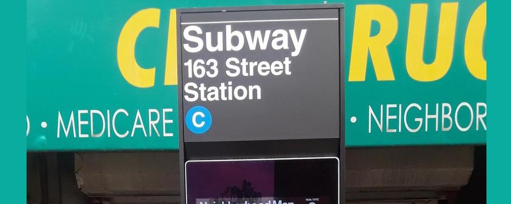 A NEW ERA FOR NEW YORK SUBWAY WITH DIGITAL KIOSKS