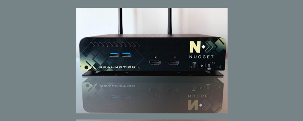 REALMOTION LAUNCH NEW GOLD SERIES SERVERS