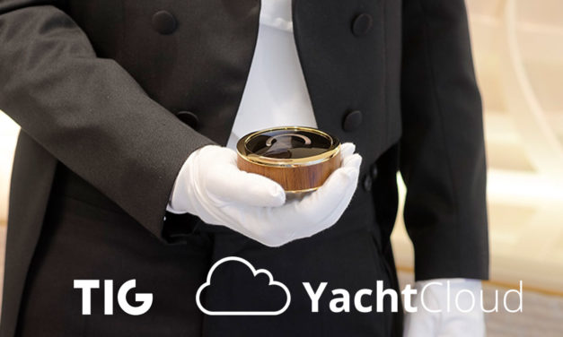 TIG ANNOUNCES SALES PARTNERSHIP WITH YACHTCLOUD