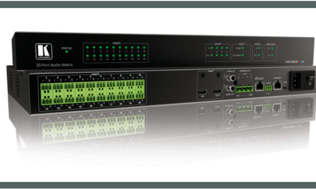 INDUSTRY-FIRST FOR KRAMER AT INFOCOMM