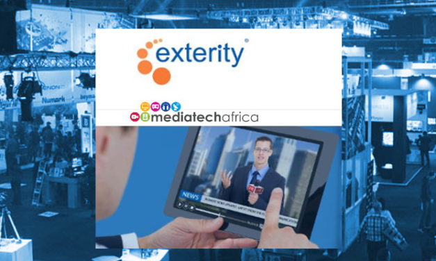 EXTERITY IS MAKING ITS DEBUT AT MEDIATECH AFRICA
