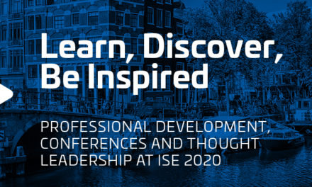ISE 2020 PROFESSIONAL DEVELOPMENT PROGRAMME