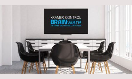 KRAMER AND SONY ADD ADVANCED CONTROL FEATURES TO PROFESSIONAL DISPLAYS