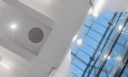 GENELEC AUDIO SOLUTION FOR TOP SWEDISH LAWFIRM