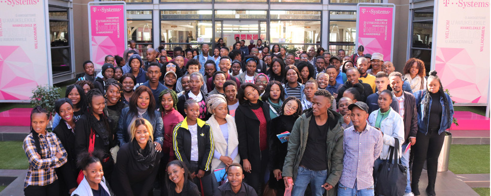 T-SYSTEMS CELEBRATES YOUTH MONTH