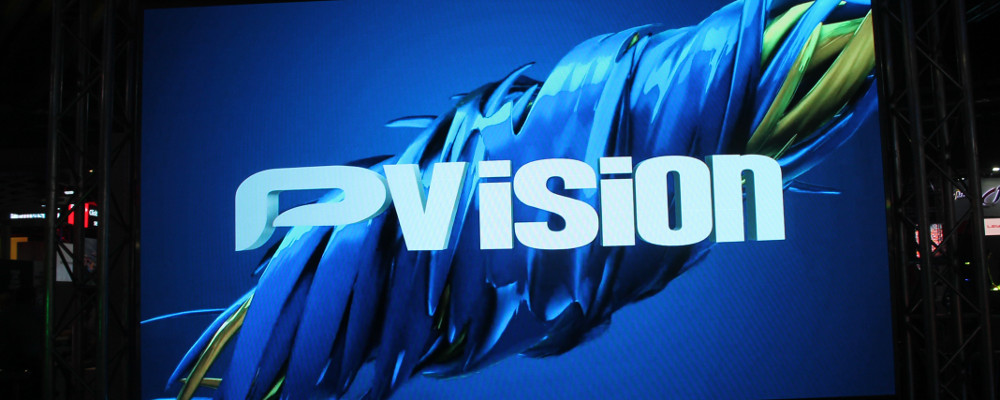 PVISION DELIVERS DYNAMIC DISPLAY SOLUTIONS AT MEDIATECH AFRICA