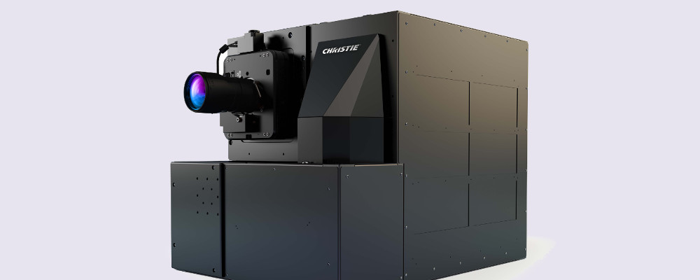 CHRISTIE ANNOUNCES THE FIRST TRUE HDR 4K RGB PURE LASER PROJECTOR