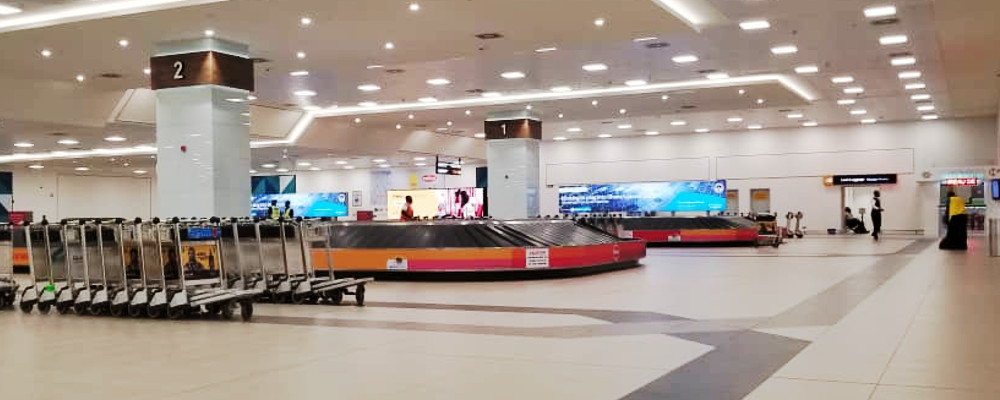 ABSEN FLYING HIGH WITH KOTOKA AIRPORT DIGITAL SIGNAGE SOLUTIONS