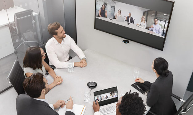 JABRA PANACAST REAL-TIME INTELLIGENT VIDEO SOLUTION CERTIFIED FOR MICROSOFT TEAMS