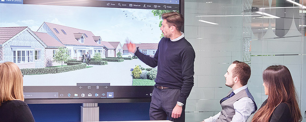 CLEVERTOUCH ON THE ENTERPRISE ECOSYSTEM