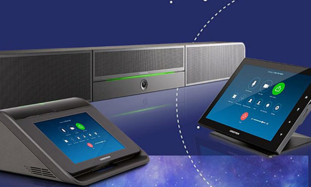 CRESTRON FLEX FOR ZOOM ROOMS TO MAKE WORLD DEBUT