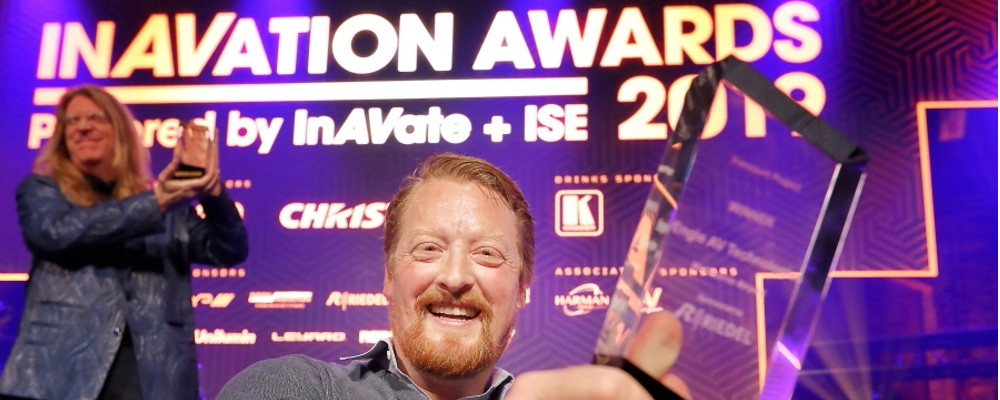 INAVATION AWARDS 2020 OPEN FOR ENTRIES