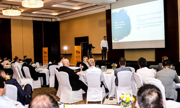 TIG HOLDS CRESTRON ELITE PARTNER EVENT IN DUBAI