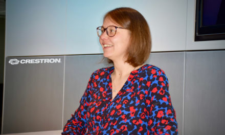 Annelies Kampert Appointed General Manager of Crestron Europe