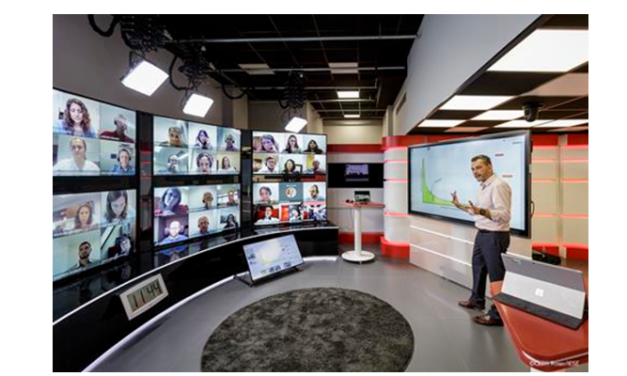 BARCO AND KALTURA JOIN FORCES TO IMPROVE AUDIOVISUAL QUALITY OF YOUR TEACHING AND LEARNING ENVIRONMENT