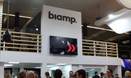 BIAMP ADDS WIRELESS USB AND CONTENT SHARING TO MEETING SOLUTIONS PORTFOLIO
