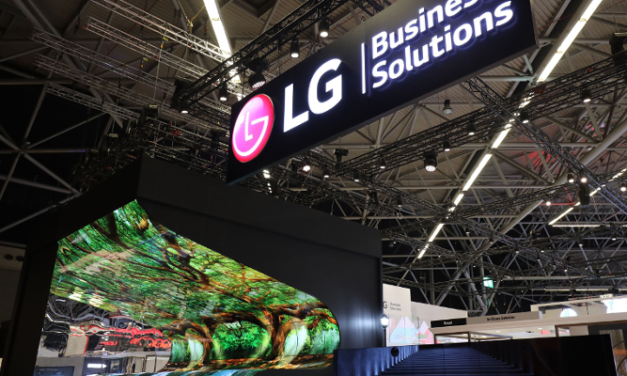 LG ELECTRONICS WITHDRAWS FROM ISE 2020