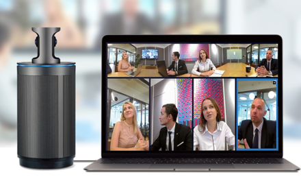 INFOCUS CONX 360: TURN ANY ROOM INTO A VC ROOM